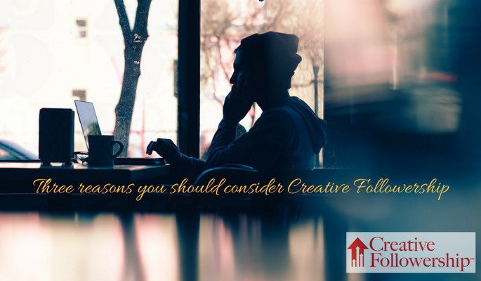 3 Reasons to Consider Creative Followership
