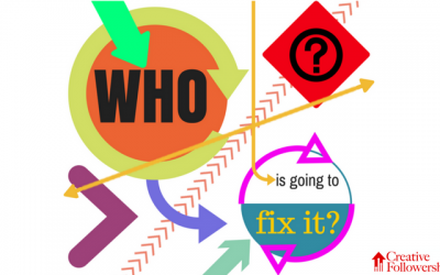 Who's Going to Fix It?