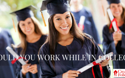 Should You Work While In College?
