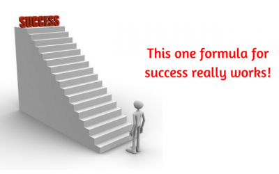 """This """"Formula for Success"""" Really Works"""
