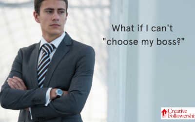 What If I Can't Choose My Boss?