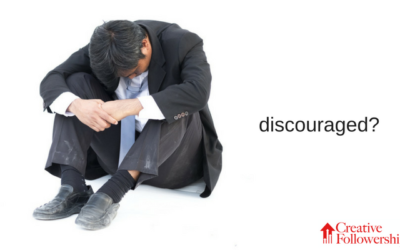 Dealing with Professional Discouragement